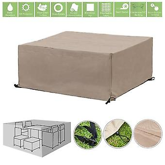 Gardenista® Stone Protective Cover for for 8 Piece Cube Patio Set