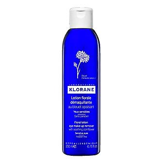 Klorane Eye Make-Up Remover Lotion with Cornflower 200ml
