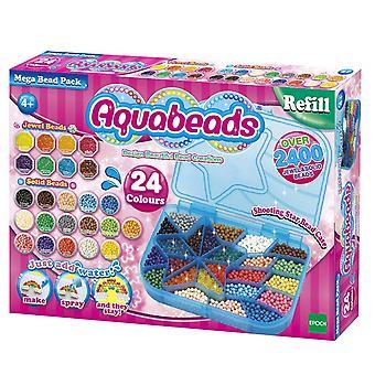 Aquabeads perlina Mega Pack