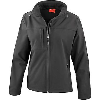 Result - Women's Ladies Classic Softshell Jacket