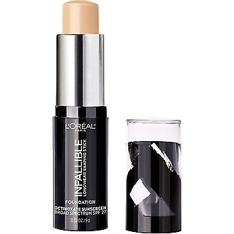 L ' Oreal Paris makeup ufeilbarlig Longwear Foundation Shaping Stick