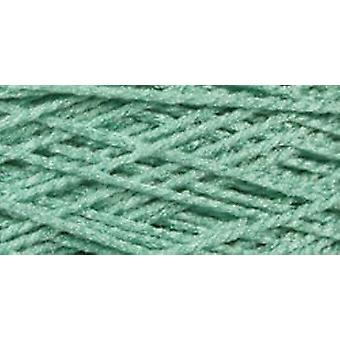 Needloft Craft Yarn 20 Yard Card Mermaid Green 510 53