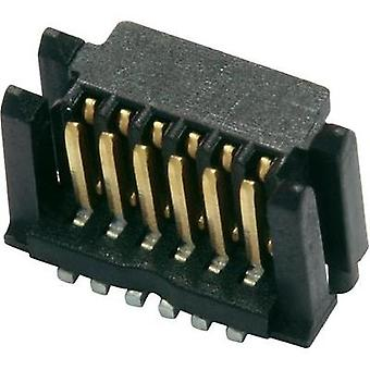 Edge connector (pins) 114711 Total number of pins 6 No. of rows 1