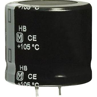 Electrolytic capacitor Snap-in 10 mm 270 µF 400 V 20 % (Ø) 35 mm Panasonic ECO-S2GB271EA 1 pc(s)