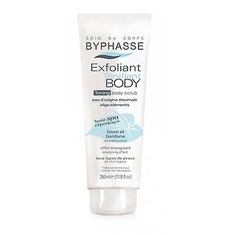 Byphasse Toning Body Scrub All Skin Types 350Ml
