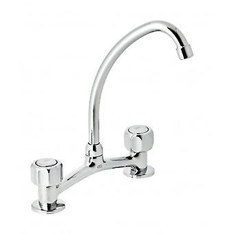 Genebre Countertop Mixer 8  Gamma (Taps and Sinks , Taps)