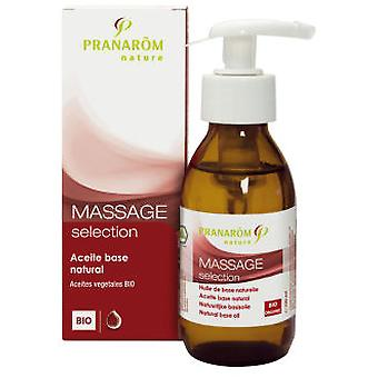 Pranarom Massage Selection Oil Natural Base Bio 100 ml