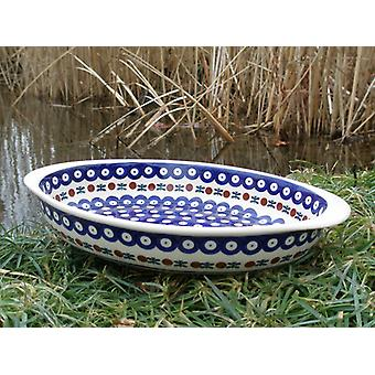 Baking dish, oval, 28 x 19, 5 cm, tradition 6, BSN m-3229