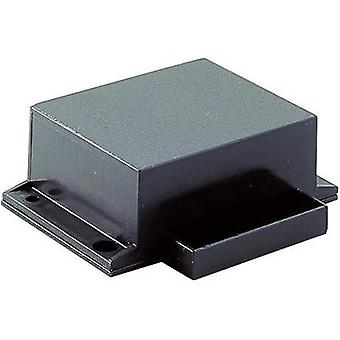 Strapubox 523 ABS Plastic Universal Enclosure Black 79 x 68 x 33 mm