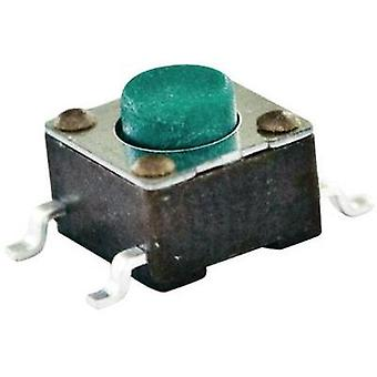 Pushbutton 24 Vdc 0.05 A 1 x Off/(On) TE Connectivity 1977223-3 momentary 1 pc(s)