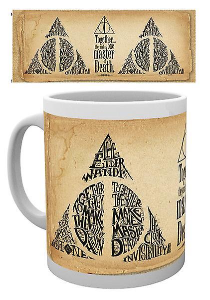 Potter Mots Mort Harry Reliques Mug xQdCBoeWr