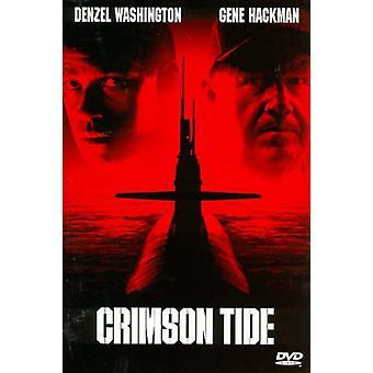Crimson Tide [DVD] USA import