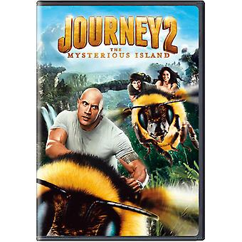 Journey 2: The Mysterious Island [DVD] USA import