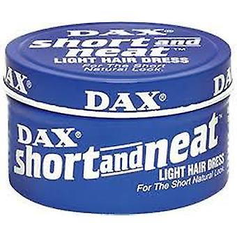 Dax Short & Neat 3,5Oz - (Beauty , Hair care , Hair Styling Products)
