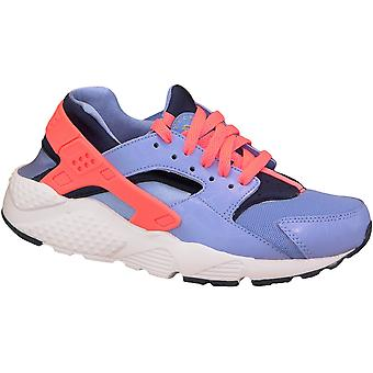 Nike Huarache kjøre Gs 654280-402 barna joggesko