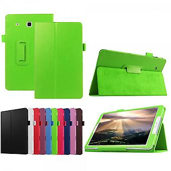 Green cover case for Samsung Galaxy tab E 9.6 SM T560 T561