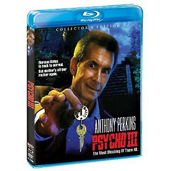 Psycho III (Edition Collector) [BLU-RAY] USA import