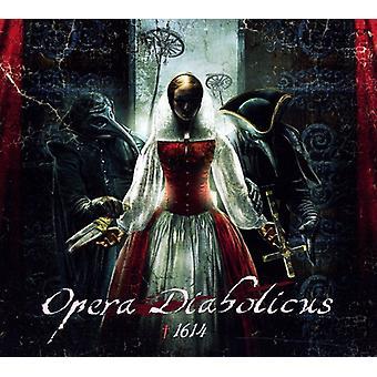 Opera Diabolicus - +1614 [CD] USA importerer