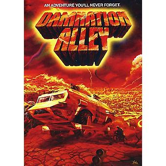 Damnation Alley [DVD] USA importeren