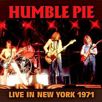 Humble Pie - Live in New York 1971 [CD] USA import