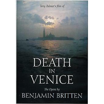 Benjamin Britten - døden i Venedig [DVD] USA import