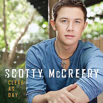 Scotty McCreery - klar som dagen [CD] USA import