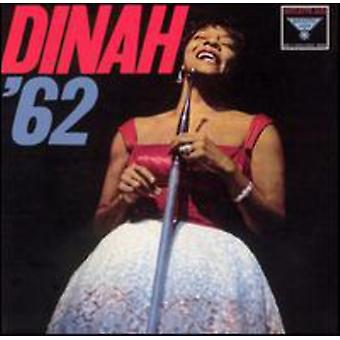 Dinah Washington - Dina '62 [CD] USA import