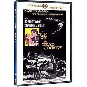 Tip on a Dead Jockey (1957) [DVD] USA import