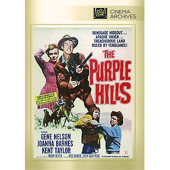 Importer des Purple Hills [DVD] é.-u.