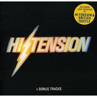 Hi-Tension - Hi-Tension: Extended Version [CD] USA import