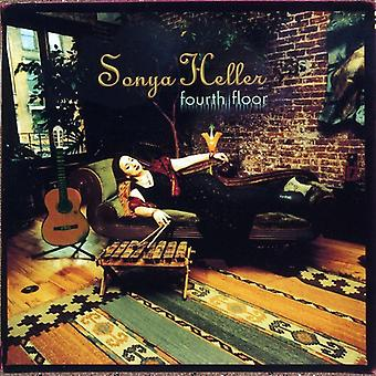 Sonya Heller - Fourth Floor [CD] USA import