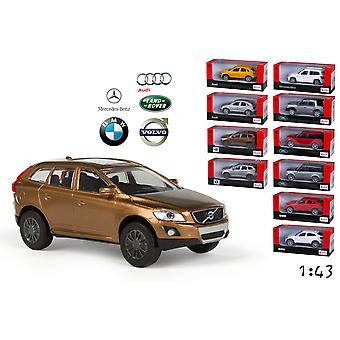Colorbaby Coche Metal Escala 1:43 (Toys , Vehicles And Tracks , Mini Vehicles , Cars)