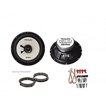 Ford Fiesta, speaker front, PG audio