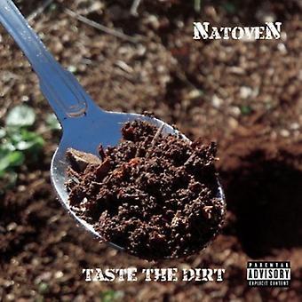 Natoven - Geschmack den Schmutz [CD] USA importieren