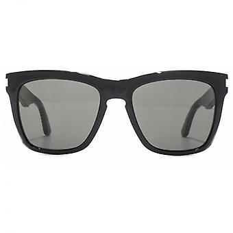 Saint Laurent SL 137 Devon Sonnenbrille In schwarz