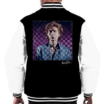 Psychedelic Furs Mirror Moves 1984 Men's Varsity Jacket