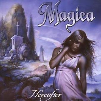 Magica - Hereafter [CD] USA import