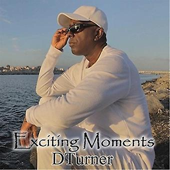 Dturner - Exciting Moments [CD] USA import