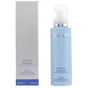 Orlane Gentle Cleansing Foam ansikte och ögon Make up
