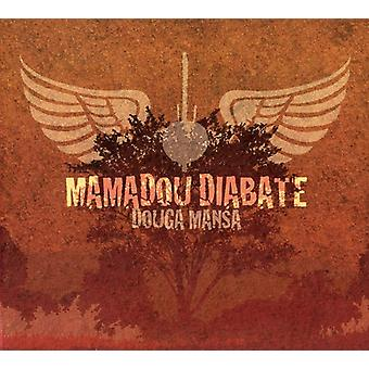 Mamadou Diabate - Douga Mansa [CD] USA import