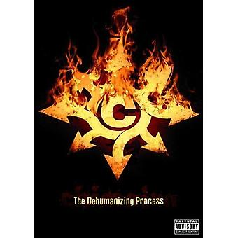 Chimaira () Dehumanizing processen (DVD + CD)