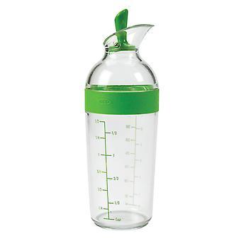 Oxo Good Grips Salad Dressing Shaker, Green