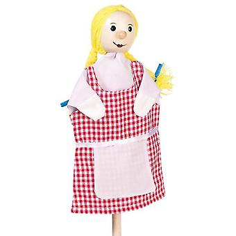 Goki Hand puppet Gretel (Toys , Preschool , Theatre And Puppets)