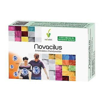 Novadiet Novacilus 30cap. (Vitamins & supplements , Prebiotics & probiotics)