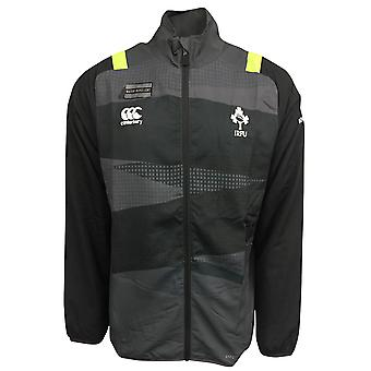 2017-2018 Ireland Rugby Vaposhield Presentation Jacket (Tap Shoe)