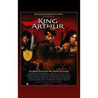 Kung Arthur film affisch (11 x 17)