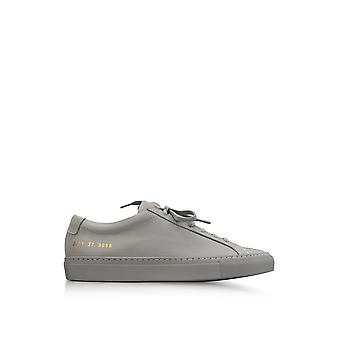Common projects ladies 37013098ASH35 grey LEDER sneakers