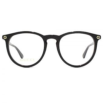 Gucci GG0027O Glasses In Black