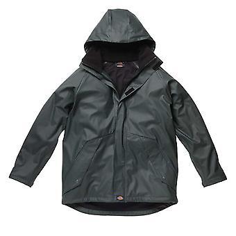 ディッキーズ メンズ作業服 Raintite ジャケット グリーン WP50000G