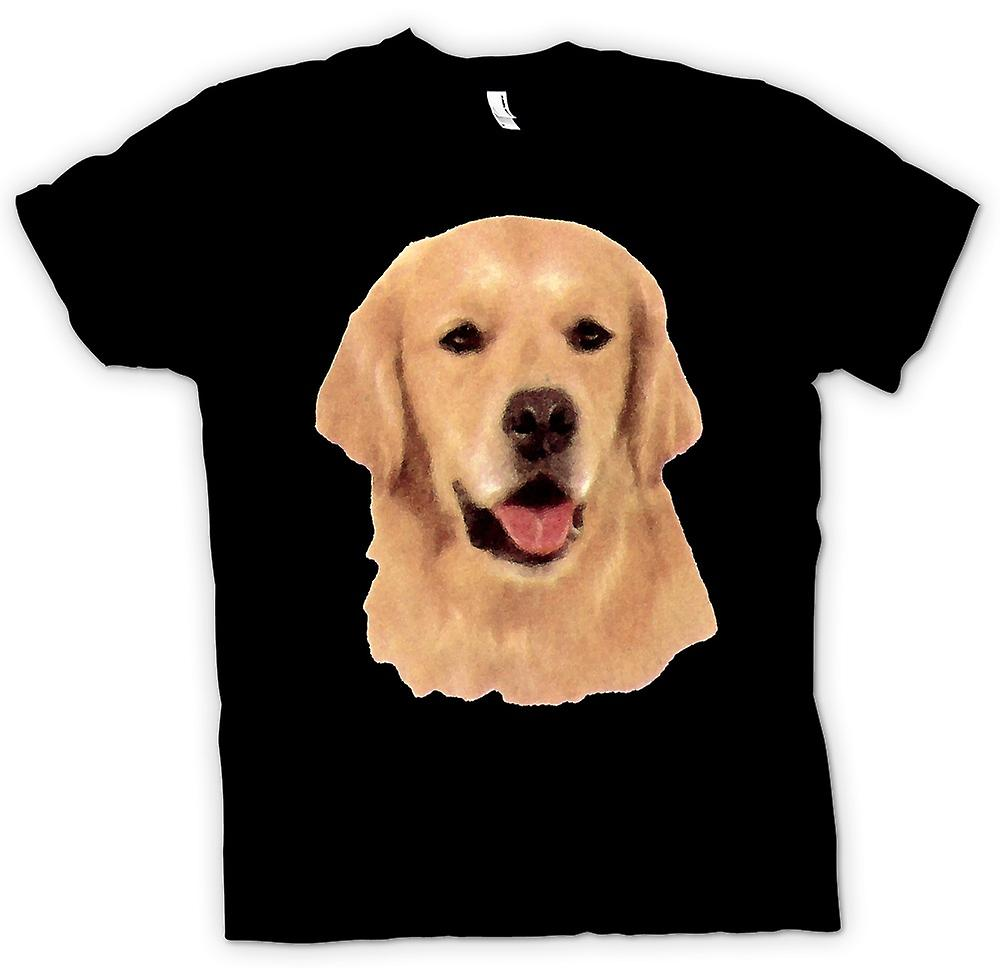 Womens T-shirt - Golden Retreiver - huisdier hond